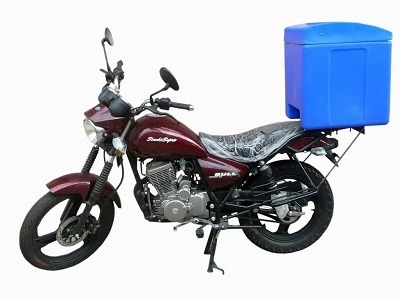 Logistics cargo bike