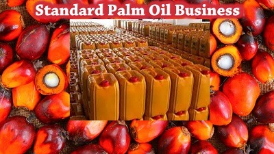 Palm oil business in Nigeria as a supplier